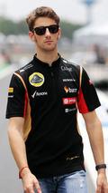 Lotus set to announce Grosjean for 2015