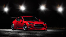 Hyundai Blood Type Racing Genesis Coupe
