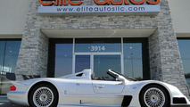 2002 Mercedes-Benz CLK GTR Roadster pops up on eBay