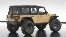 Jeep Wrangler Sand Trooper II 20.3.2013