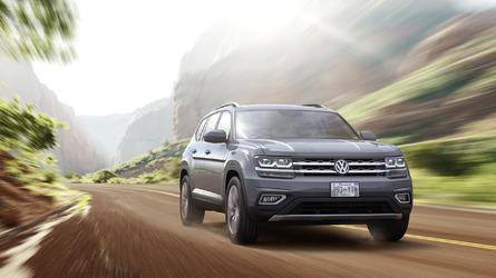 VW talks Atlas design, says it's brand's boldest American model