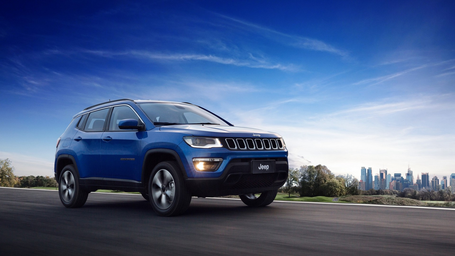 2017 Jeep Compass Officially Revealed [UPDATE: 57 Photos