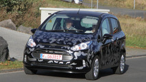 2012 Ford B-Max spied 11.10.2011