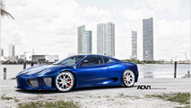 Ferrari 430 with ADV.1 wheels, 1024, 23.12.2011