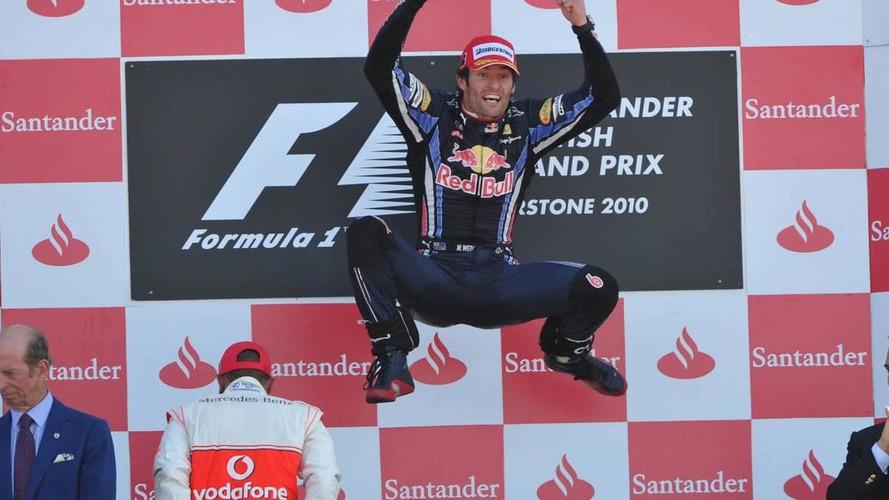 Webber has fresh engine advantage over title rivals