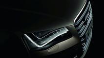 2011 Audi A8 LED headlamp, 01.12.2009