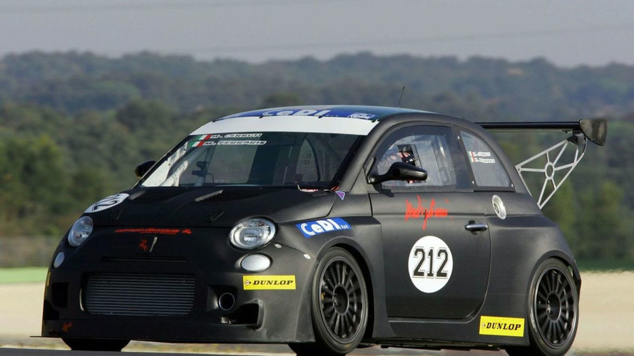 Race Prepared Fiat 500 by Romeo Ferraris Packs 360hp