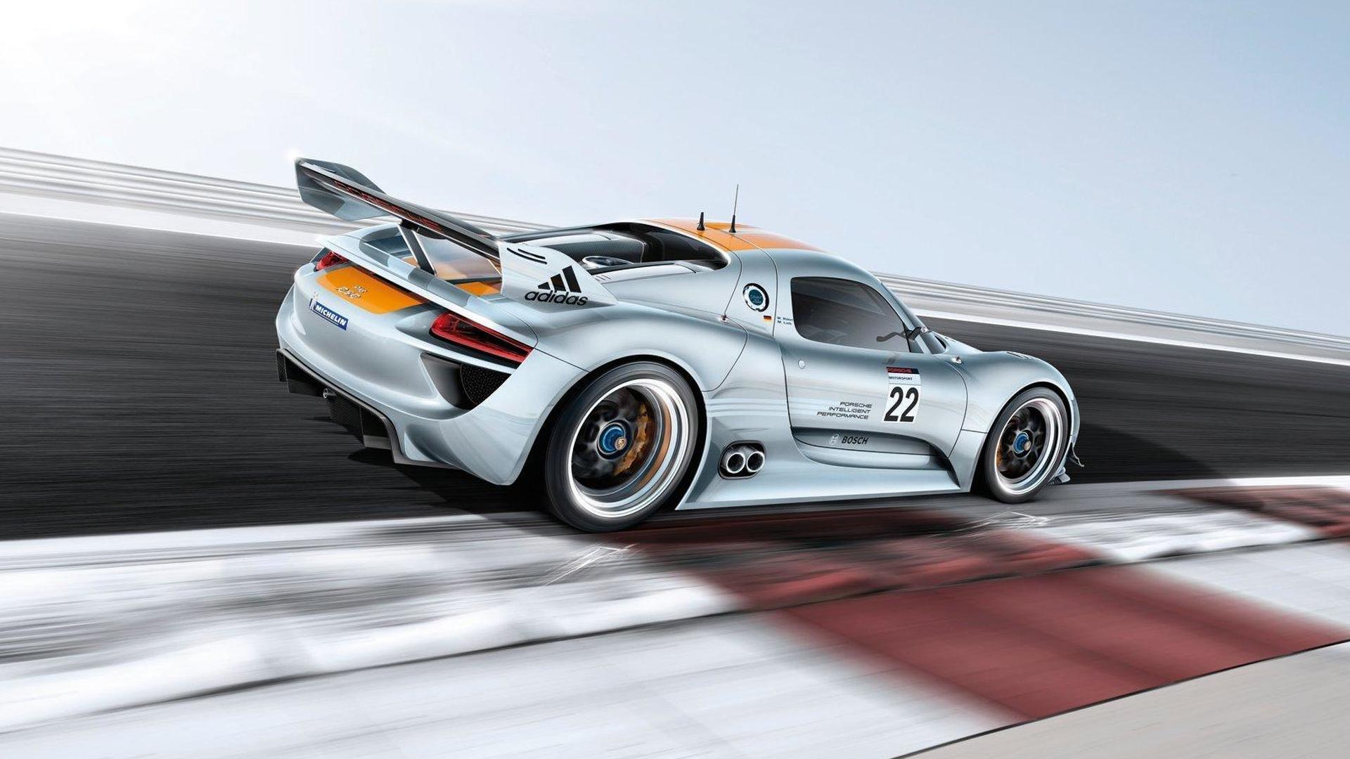 Porsche planing a new supercar - report
