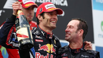 Rumours link Webber with Ferrari switch