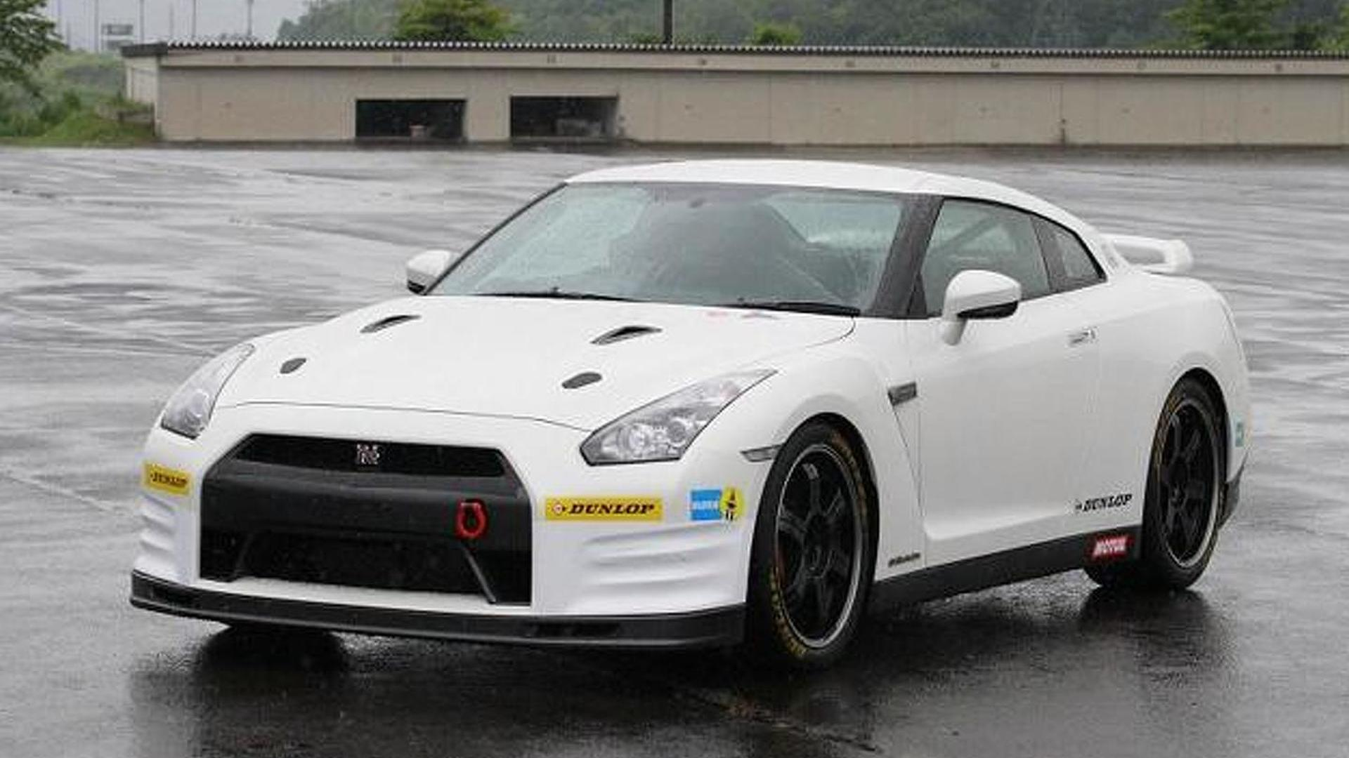 2011 Nissan GT-R Track Club Edition launched