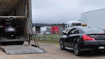 Infiniti G37 Performance model caught ahead of Pebble Beach unveiling