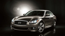 2011 Infiniti M56 luxury performance sedan