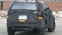 2012 U.S. Ford Kuga/Escape spied 24.03.2011