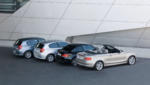 BMW 1-Series model range 13.01.2010