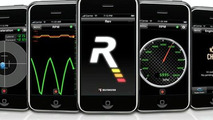REV iPhone App screenshots