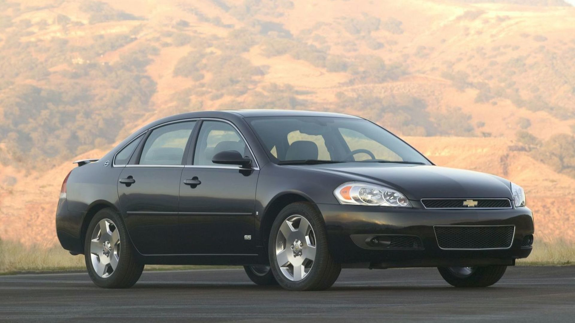 Chevy recalls 290k Impalas for failing sensor in passenger seat
