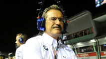 Theissen not ready to decide F1 future