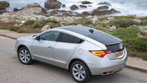 2010 Acura ZDX revealed with initial details