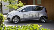 Mercedes-Benz A-Class E-CELL 15.09.2010