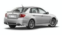 2011 Subaru Impreza WRX facelift 4-door sedan 01.04.2010