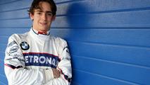 Sauber signs GP3 champion as 2011 reserve