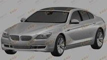BMW 6-Series GranCoupe leaked? - 27.5.2011
