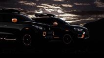 Mitsubishi ASX & L200 concepts teased for Geneva
