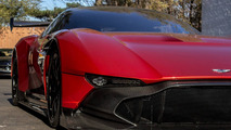 Aston Martin Vulcan in United States