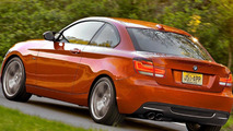2012 BMW 1-Series Coupe body-style rendered
