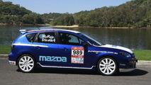 Mazda 3 MPS Rally Car