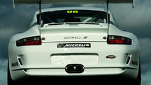 Porsche GT3 Cup S Race Car