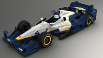Chevrolet unveils their new IndyCar aero package