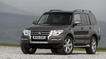 Mitsubishi Shogun facelift introduced in UK