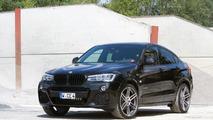 Manhart details BMW X4 xDrive35d upgrade kit