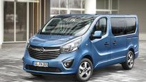 Opel Vivaro with Tourer Pack from Irmscher