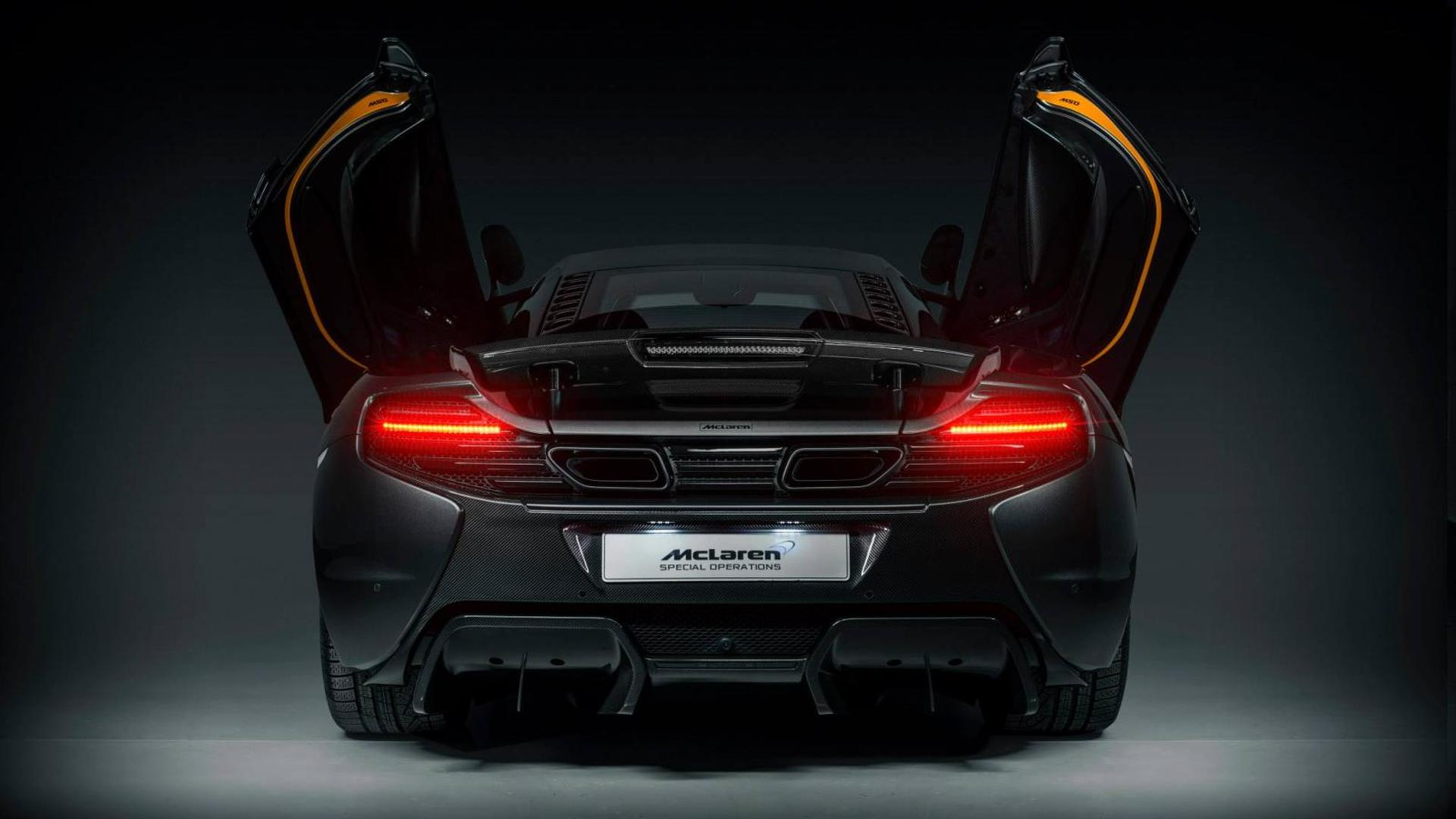 McLaren MSO reveals the one-off 650S Project Kilo