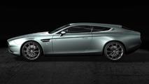 Aston Martin Virage Shooting Brake Zagato officially unveiled