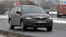 2013 Skoda Octavia Combi spy photo 24.01.2013 / Automedia