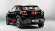 MINI John Cooper Works Paceman arrives in the Motor City