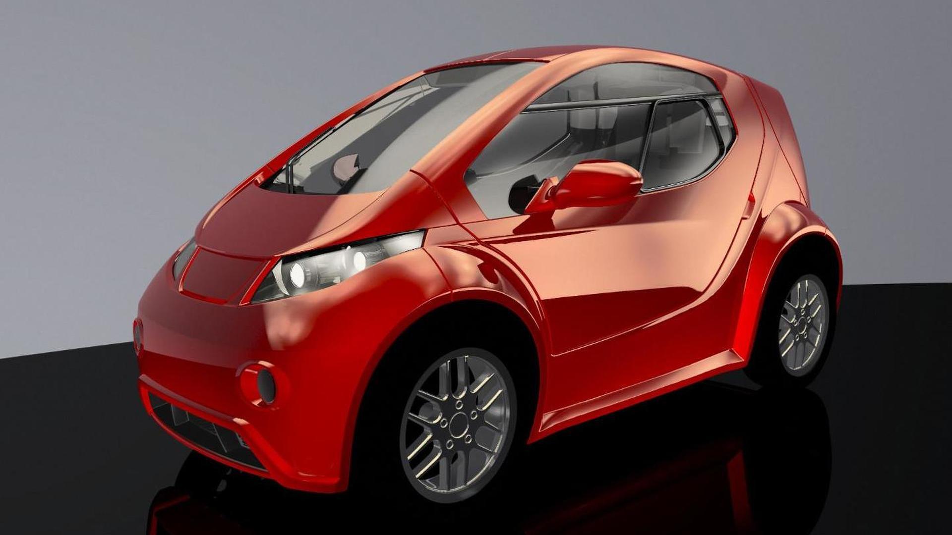 Innovative Mobility Colibri set for Geneva arrival