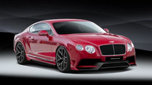 Bentley Continental GT by Vorsteiner 10.6.2013