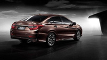 Honda Crider Concept revealed at Auto Shanghai