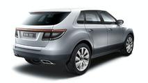 2008 Saab 9-4X BioPower Concept