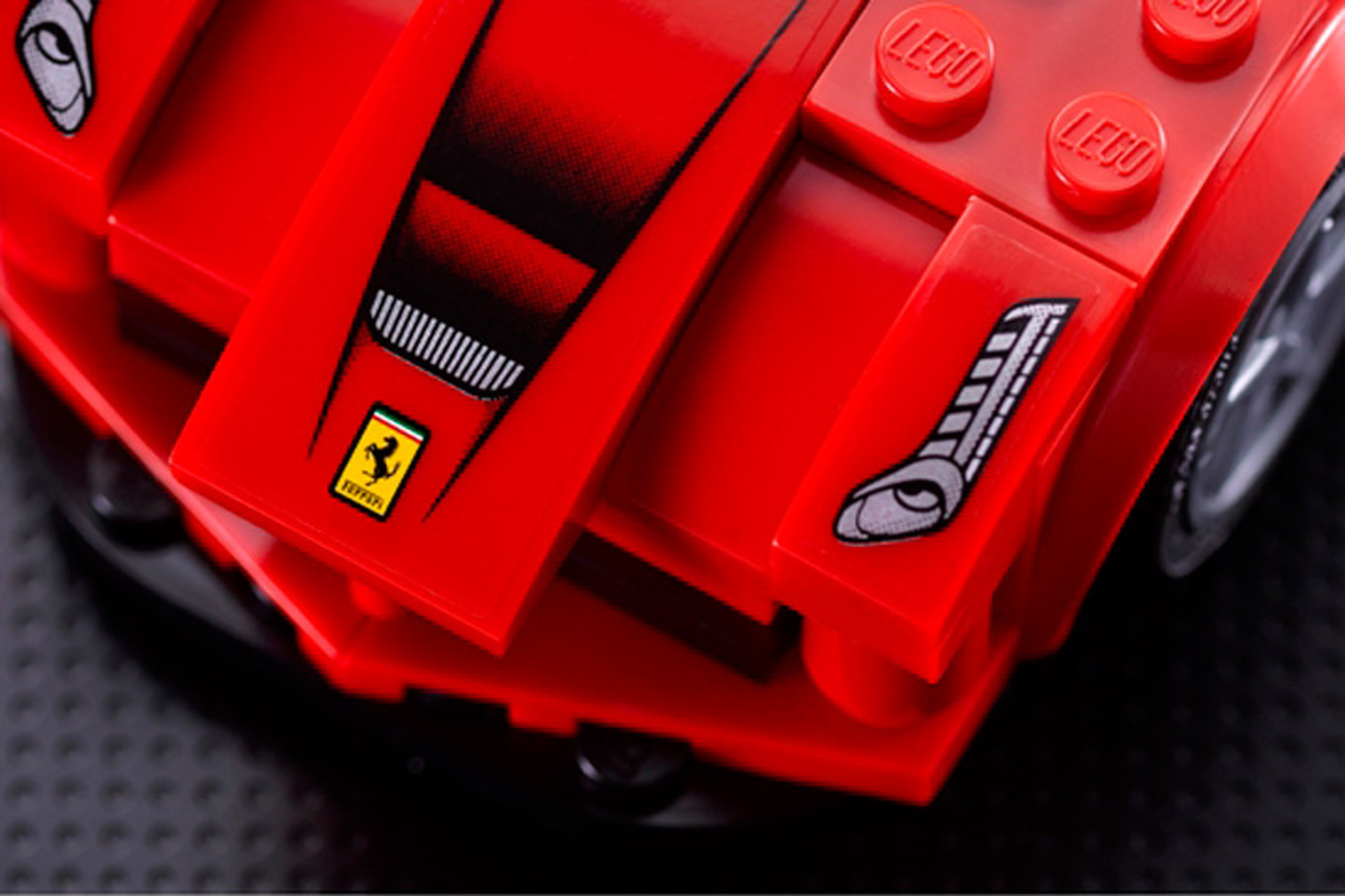 LEGO Ferraris and McLarens Coming to your Living Room