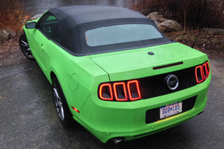 Adieu, Fifth Generation Mustang