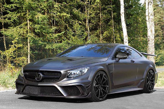Mansory Unlocks 1,000 HP from the Mercedes S63 AMG Coupe