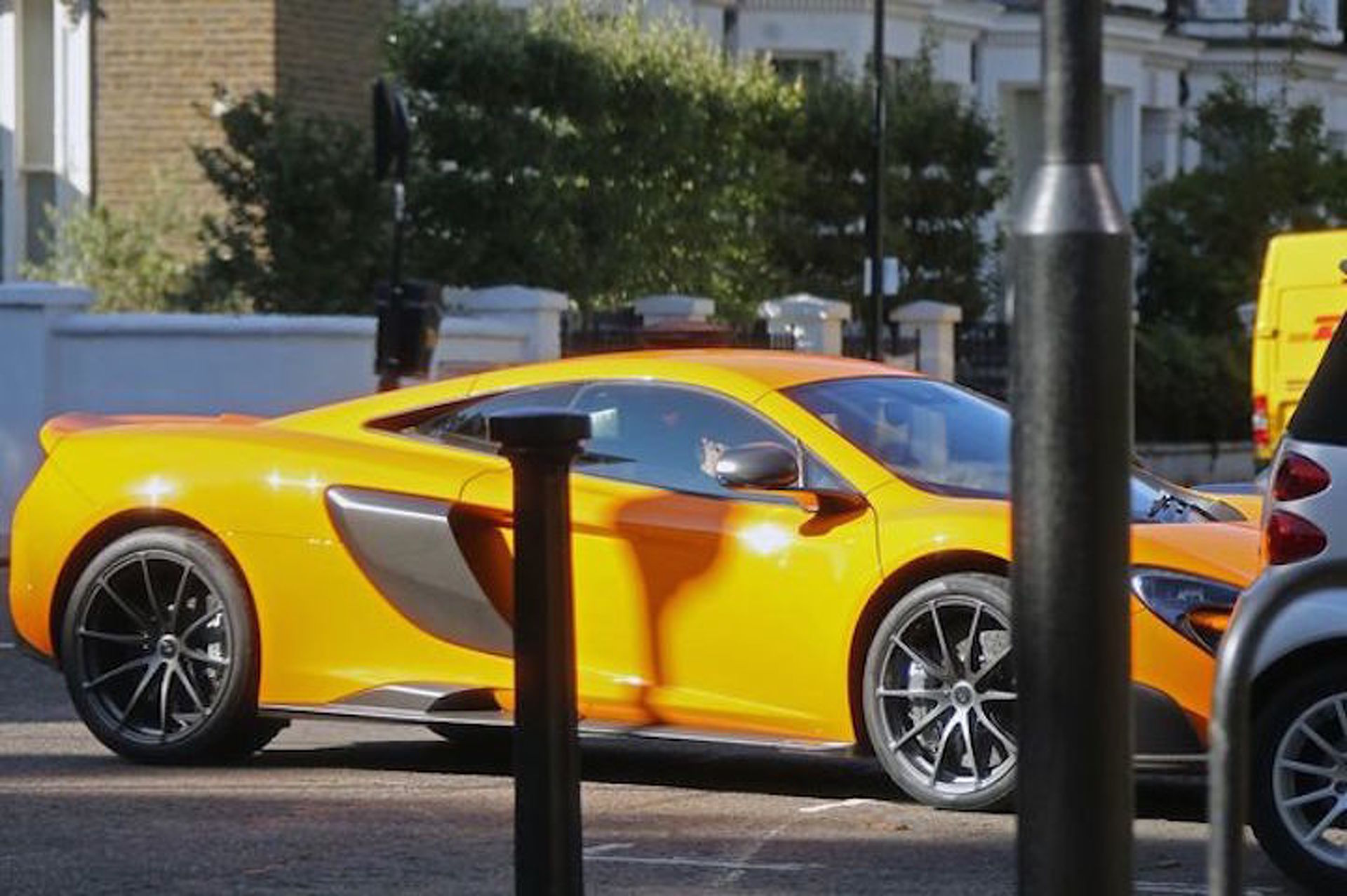 Did Jeremy Clarkson Just Splurge on a $350,000 McLaren?