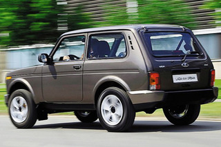 The Oddity of Russian Utility: 2015 Lada Niva Urban Revealed