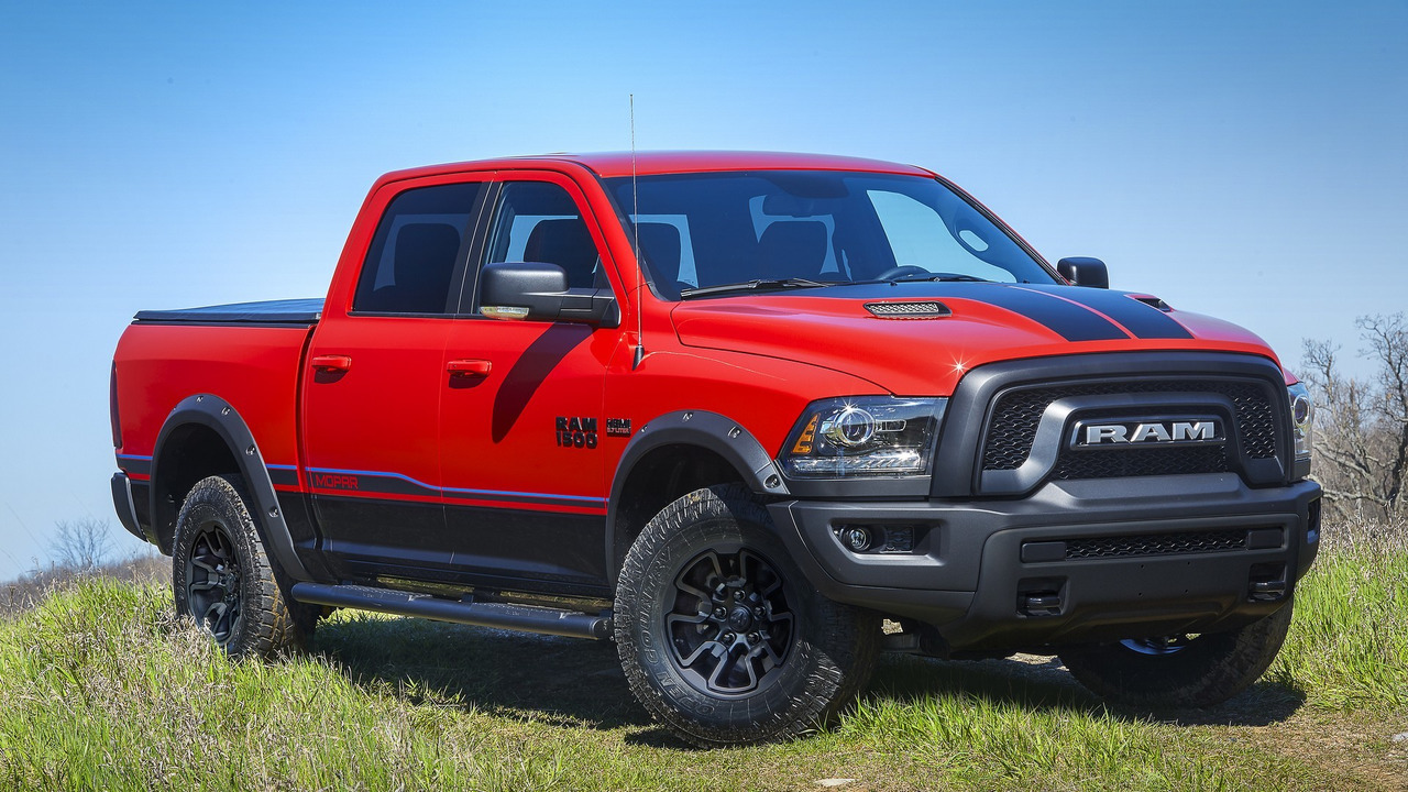 ... Automobiles has introduced the limited edition Mopar '16 Ram Rebel