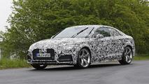 Audi RS5 Coupe spy photo